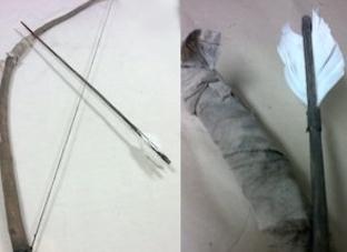 accessoires-spectacle-opera-fleche-arc